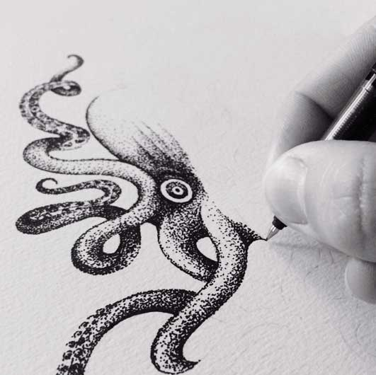 Octopus_swennjed_rotring_dessin_2